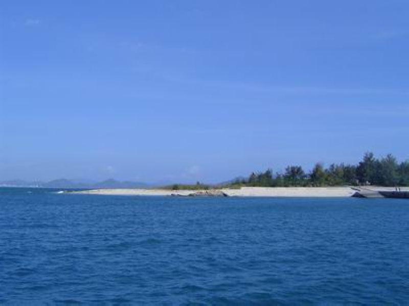 022】海南省西沙群岛,南沙群岛