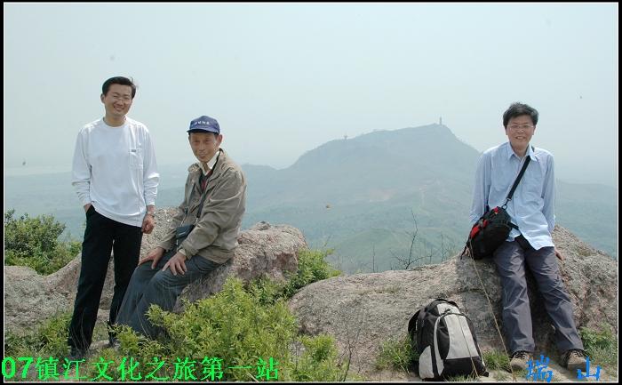 峰山-圌山-报恩塔