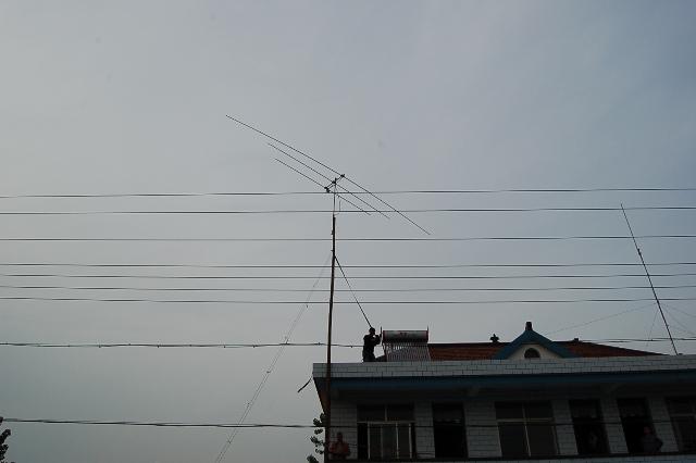 我的短波天线| 业余无线电与户外